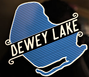 Dewey Lake Sticker