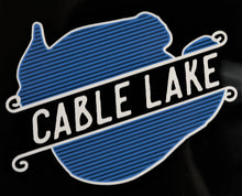 Load image into Gallery viewer, Cable Lake Sticker