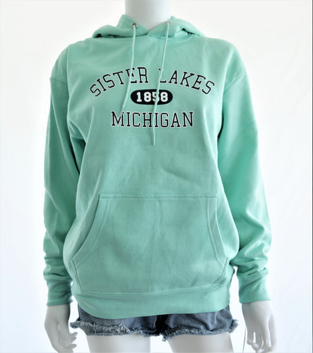 Sister Lakes 1858 Pullover Hoodie (4 Colors)
