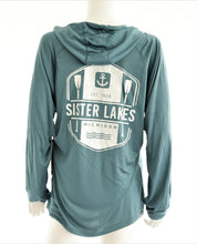 Load image into Gallery viewer, Sister Lakes SPF 50 Hoodie