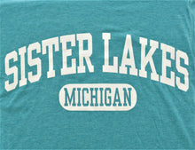 Load image into Gallery viewer, Sister Lakes Large Print T-shirt (4 Colors)