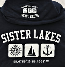 Load image into Gallery viewer, Sister Lakes Triple Print Hoodie (3 Colors)