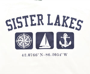 Sister Lakes Triple Print Hoodie (3 Colors)