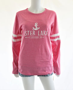 Sister Lakes Football Long Sleeve (2 Colors)