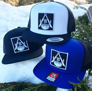 Logo Snap Back Hat