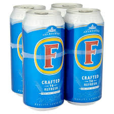 Fosters Cans 4x440ml