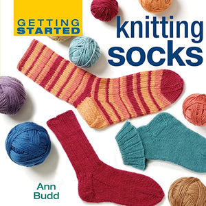 Getting Started Knitting Socks book
