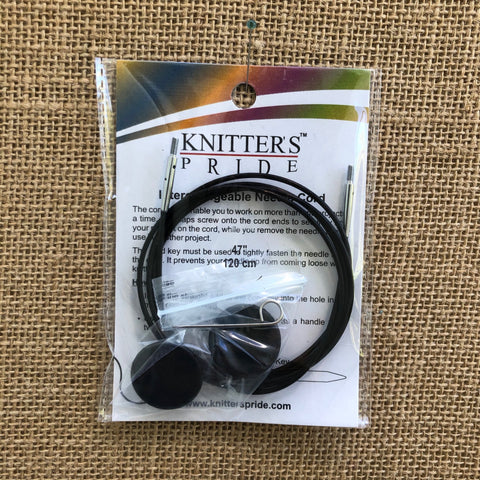 Knitter's Pride Interchangeable cord