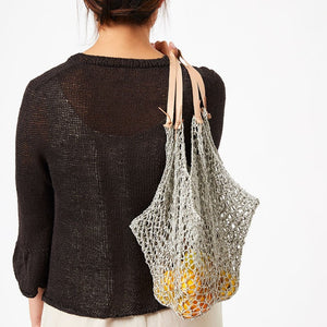 Four Corners Knitted Bag Pattern