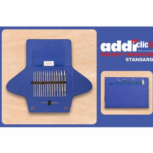 Addi Rocket Squared Long Tip Click Set