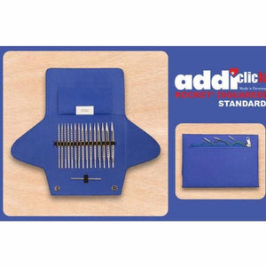 Addi Rocket Squared Short Tip Click Set