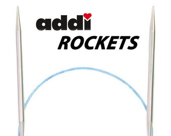 Addi Rocket Circular Needles