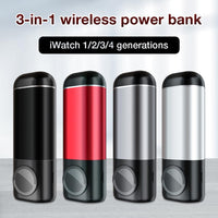 3 In 1 Wireless Charger Power Bank