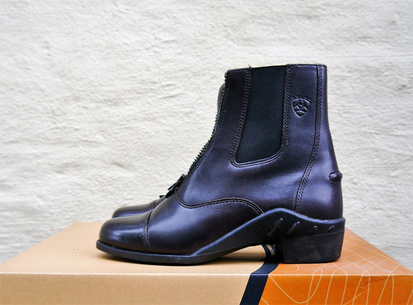 ARIAT Stiefelette Heritage dark chocolate Gr. 35