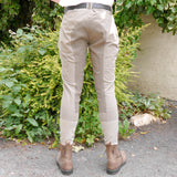 KENTUCKY Herren Reithose Ludger taupe Gr.56
