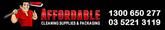 Affordable Cleaning Supplies & Packaging