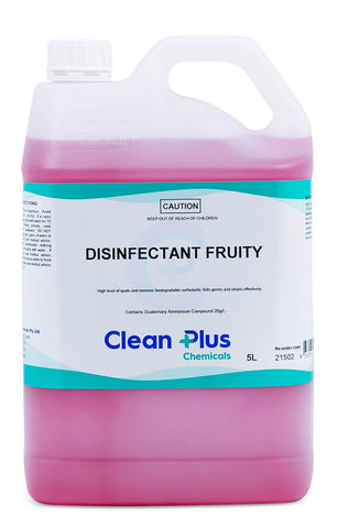 Disinfectant Fruity  5Ltr