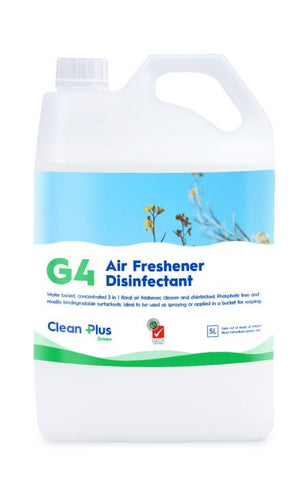 G4 - AIR FRESHENER DISINFECTANT  5LTR