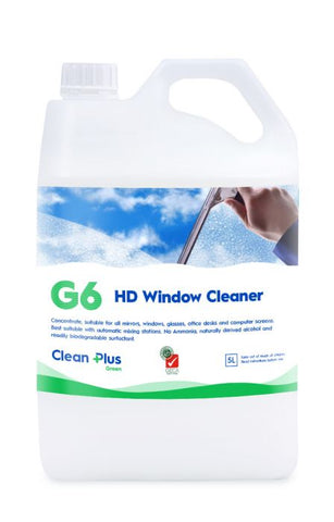 G6 - HD WINDOW CLEANER 5LTR