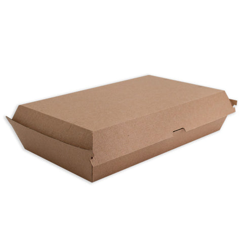 TP Paper Board Family Box - 290 x 173 x 60mm - Kraft