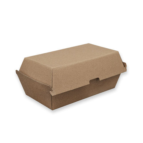 TP Paper Board Snack Box Regular - 175 x 90 x 84mm - Kraft