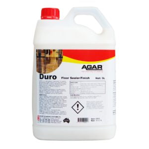 Agar Duro - Floor Sealer/ Finish - 5L