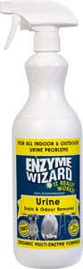 Enzyme Wizard Urine Stain & Odour Remover