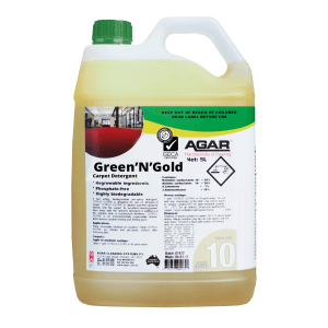 Agar Green'n'Gold - Carpet Detergent - 5L