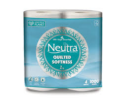 Neutra Quilted Toilet Tissue - 2ply - 48 Rolls  ** SPECIAL PRICE **