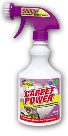 Carpet Power 500ml