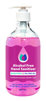 Alcohol Free Hand Sanitiser
