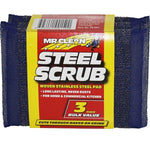 Steel Scrub (Woven Stainless Steel) Mr Clean