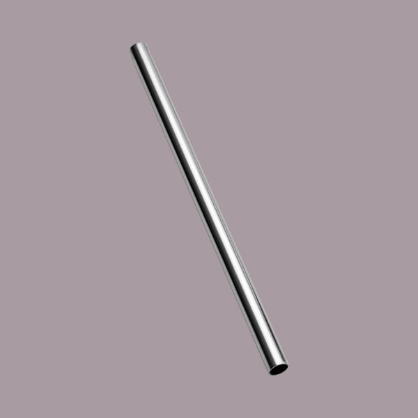SteelStraw Straight 15 cm x 8 mm 4 pcs. + brush