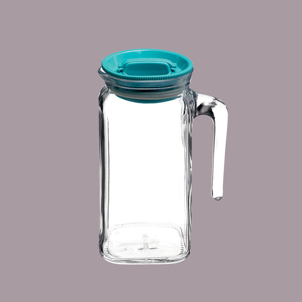 GlassJug – blue 0.5L - Colli (6 pcs.) price pr. pcs.