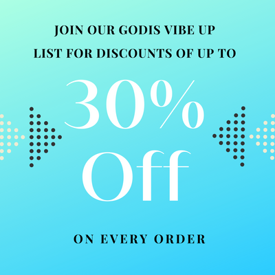 Get on the Godis Vibeup List