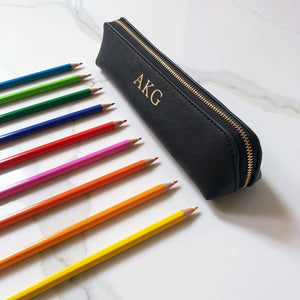 Mens Personalised Pencil Case