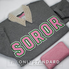 Load image into Gallery viewer, AKA Soror Sweatshirt