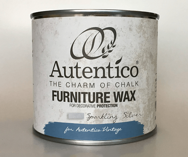 Wax Sparkling Silver