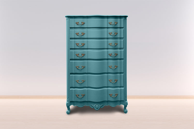 Vintage, colour Antique Turquoise
