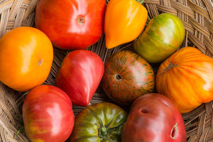 Heritage Tomato Mix-Tomatoes-Vegetables-Full Circle Seeds