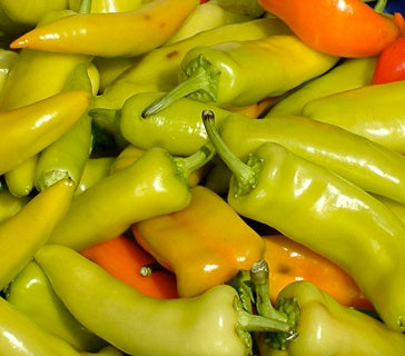 Hungarian Hot Wax-Peppers-Vegetables-Full Circle Seeds