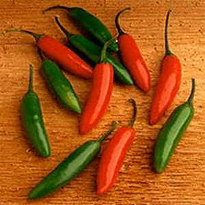 Serrano-Peppers-Vegetables-Full Circle Seeds