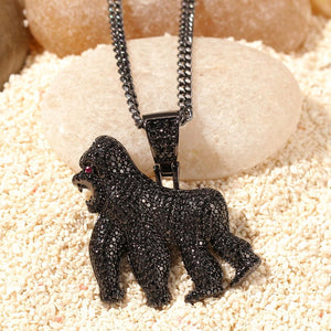 King Kong Pendant Necklace