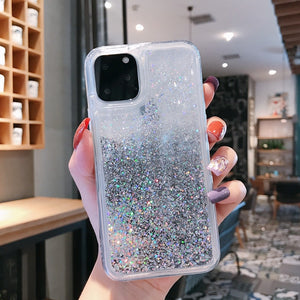Liquid Bling Phone Case For All iPhones