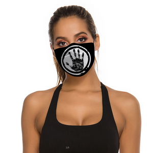Face Cover with Filter Element for Adults - Ships from USA