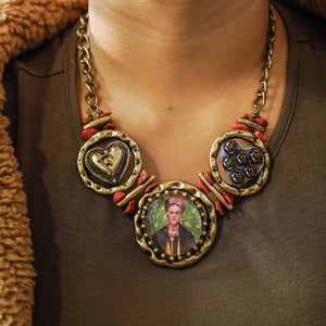 Maggie Devos - Frida Necklace