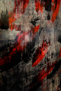 Adam Mackey - Vermillion Dance, Wall Art