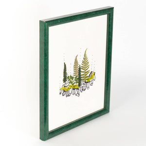 Marry Contrary Design & Decor - Tiny Rainforest - Wall Art