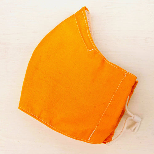 Jean Stone - Simply Orange Mask - Sacramento . Shop