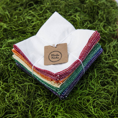 Miche Niche - Everyday Cloth Napkins, Dishware, Miche Niche, Sacramento . Shop